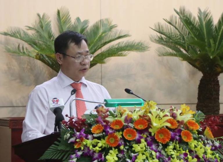 Giám đốc Sở Xây dựng Đà Nẵng