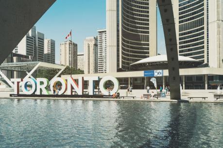 thị trường nhà đất ở Toronto