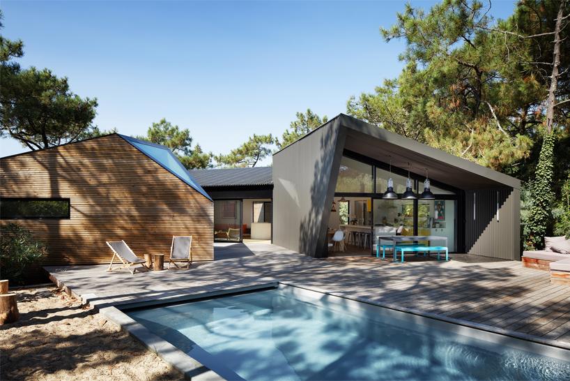 20170708111402 18ec Cận cảnh ngôi nhà nghỉ dưỡng tiện nghi giữa rừng thông