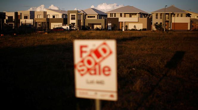 bất động sản Úc