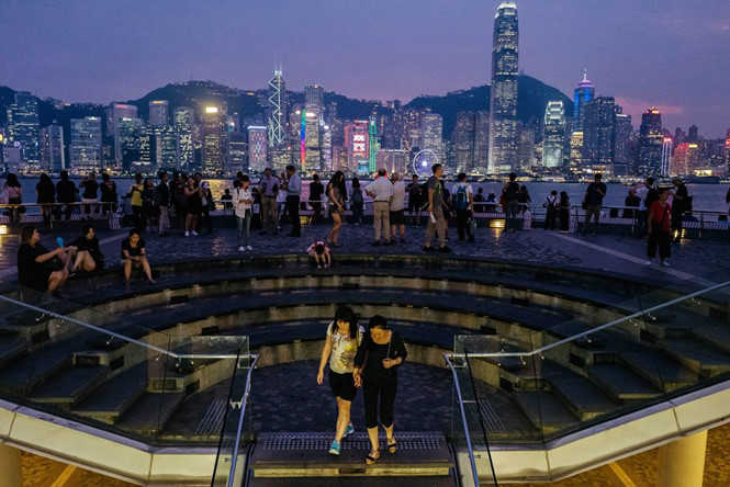 giá nhà đất Hong Kong
