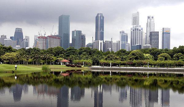 Giá bất động sản Singapore