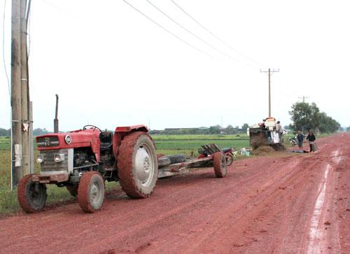 quy hoạch đất nông nghiệp
