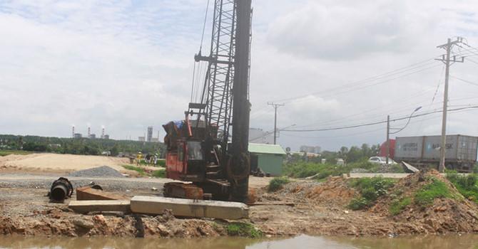 dự án trọng điểm tại Đồng Nai chậm tiến độ