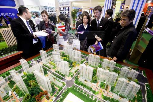 doanh nghiệp BĐS Trung Quốc
