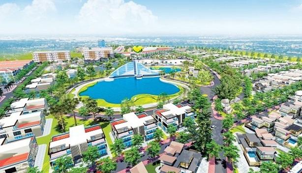 Khu đô thị Nam Phong Eco Park