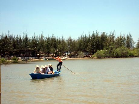 Khu du lịch sinh thái đảo Lộc An