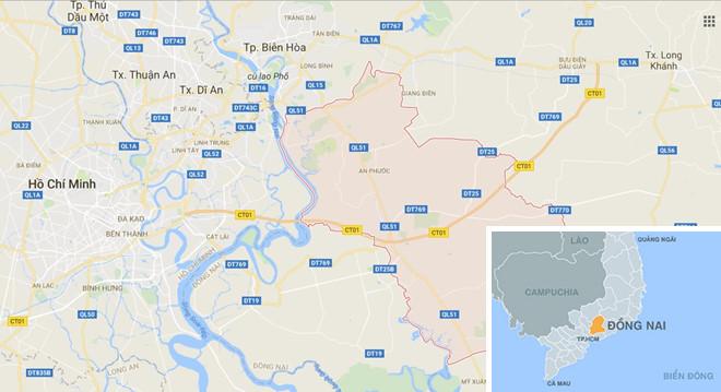 Huyện Long Thành, Đồng Nai