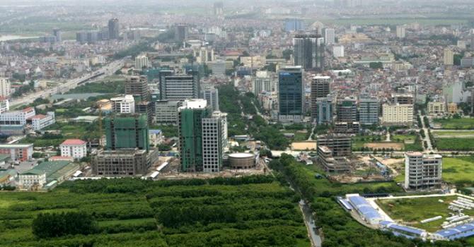 quy hoạch phân khu đô thị H2-2