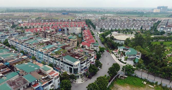 Hà Nội: Điều chỉnh cục bộ quy hoạch chi tiết khu đô thị mới Văn Phú