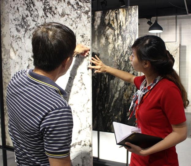 đá tự nhiên Granite và Marble cao cấp