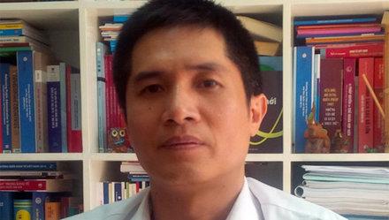 TS Đinh Tuấn Minh
