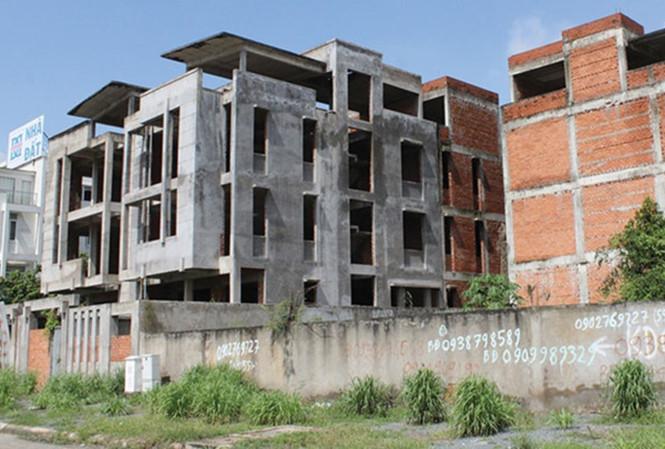 đô thị bỏ hoang