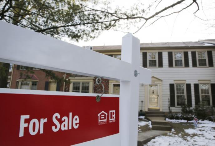 Doanh số bán nhà mới tại Mỹ
