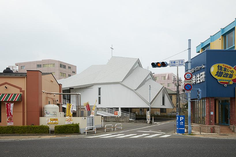 Kiến trúc nhà thờ