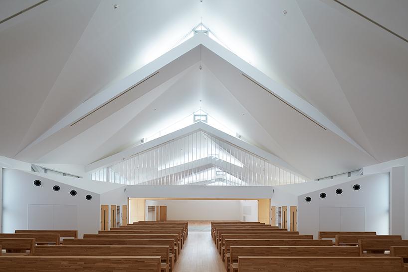 Kiến trúc nhà thờ độc đáo