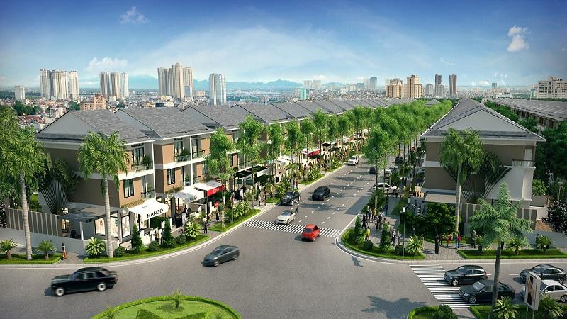 Bán biệt thự view hồ công viên 18ha - khu đô thị Nam Cường, cạnh siêu thị  Aeon 13 tỷ. 0914 102 166