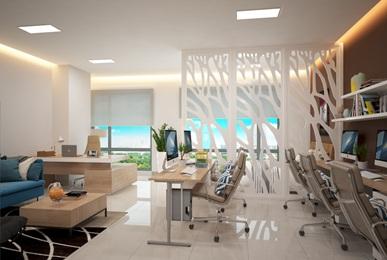 căn hộ văn phòng (officetel)
