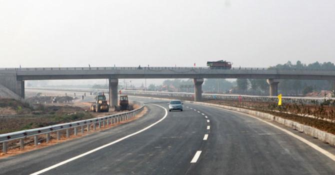 cao tốc Hà Nội - Thái Nguyên - Bắc Kạn