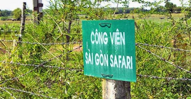 Công viên Sài Gòn Safari