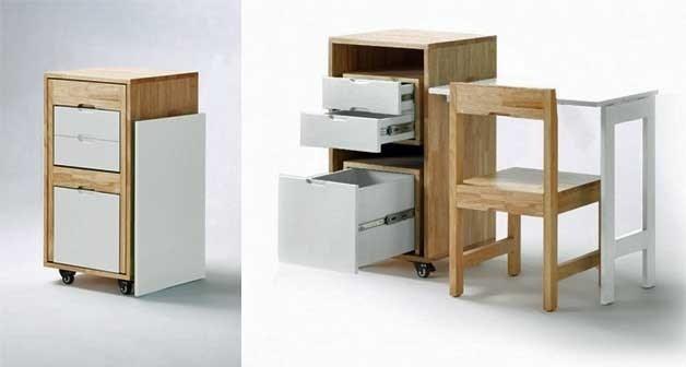 Xu hướng lựa chọn nội thất thông minh cho không gian nhỏ
