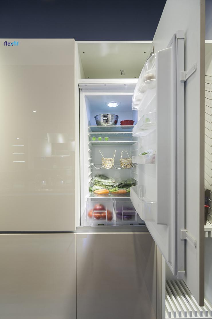 tiết kiệm không gian cho bếp nhỏ