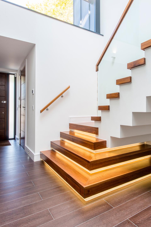 cầu thang có thiết kế phá cách
