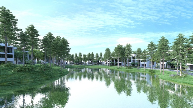 """Zenna Villas: """"Giải khát"""" nhu cầu nghỉ dưỡng và đầu tư cạnh Sài Gòn"""