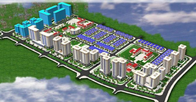 Điều chỉnh quy hoạch tỷ lệ 1/500 khu đô thị mới Hoàng Văn Thụ Hà Nội