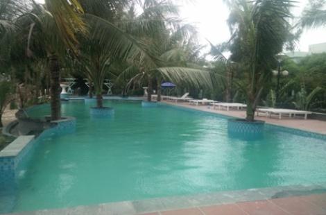 Bể bơi xây dựng trái phép