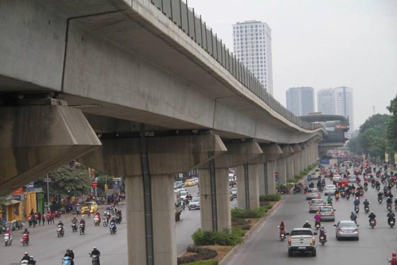 metro Cát Linh - Hà Đông
