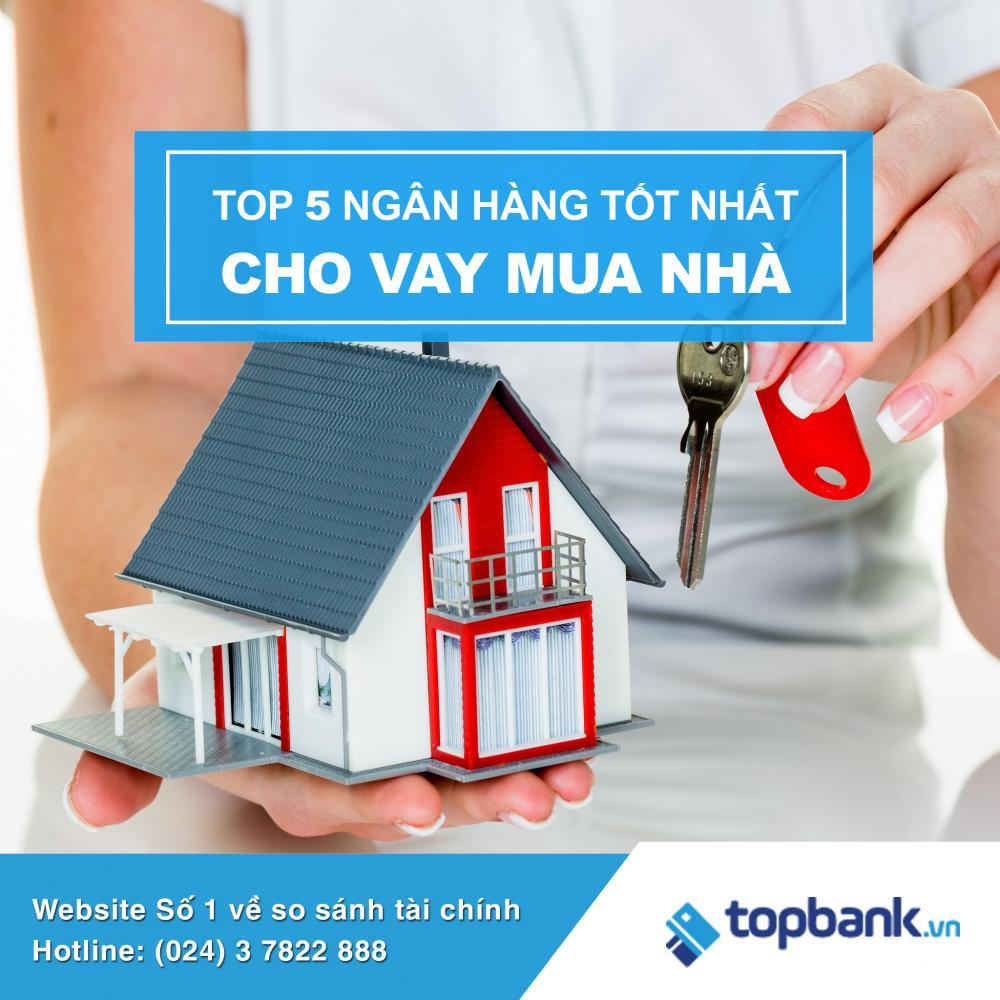 ngân hàng cho vay mua nhà tốt nhất
