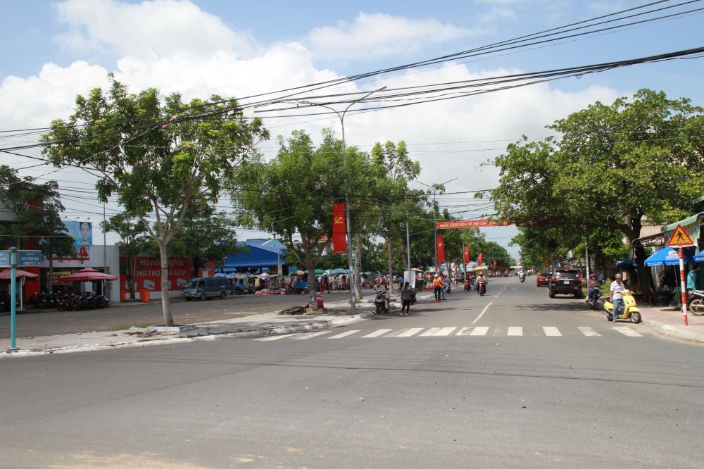 dự án Phố chợ Long Điền