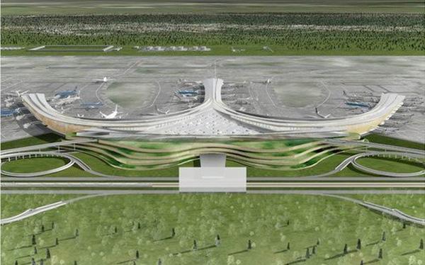 dự án sân bay quốc tế Long Thành
