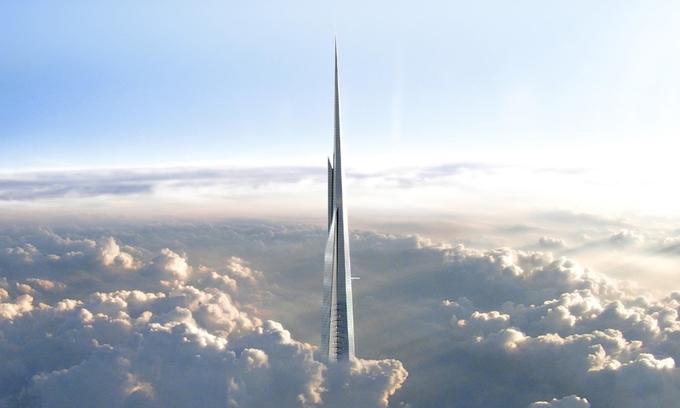 tháp cao nhất thế giới