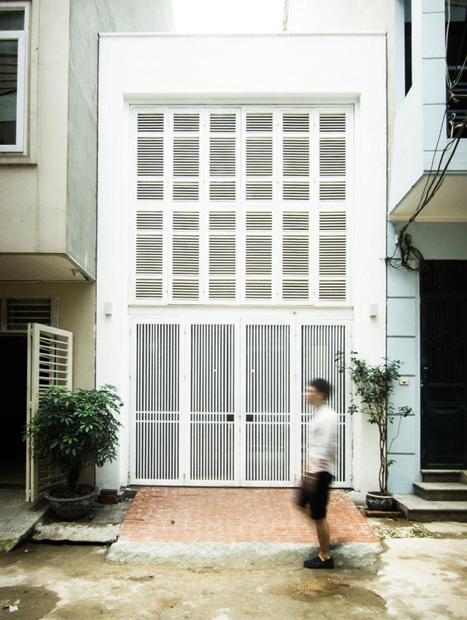 Ngỡ ngàng căn nhà 2 tầng 46m2 chi phí chỉ 480 triệu đồng tại Hà Nội