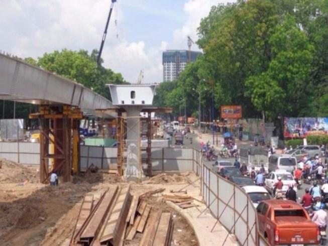cầu vượt Nguyễn Kiệm