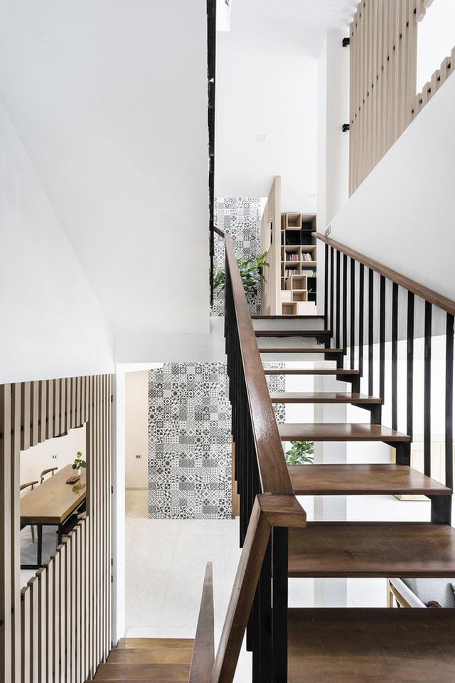 Thiết kế tinh tế của ngôi nhà ở Hà Nội khiến báo Mỹ khen ngợi
