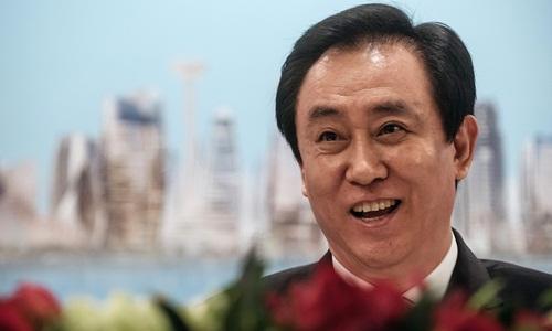 Ông trùm BĐS Trung Quốc trở thành người giàu thứ nhì châu Á