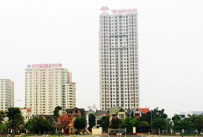 Nhiều sai phạm chưa được xử lý tại Khu đô thị Dịch Vọng