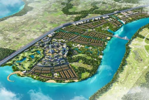 Khu đô thị du lịch Long Tân