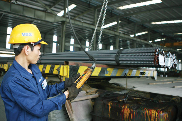 Thị trường thép tiếp tục gặp khó khăn trong những tháng cuối năm
