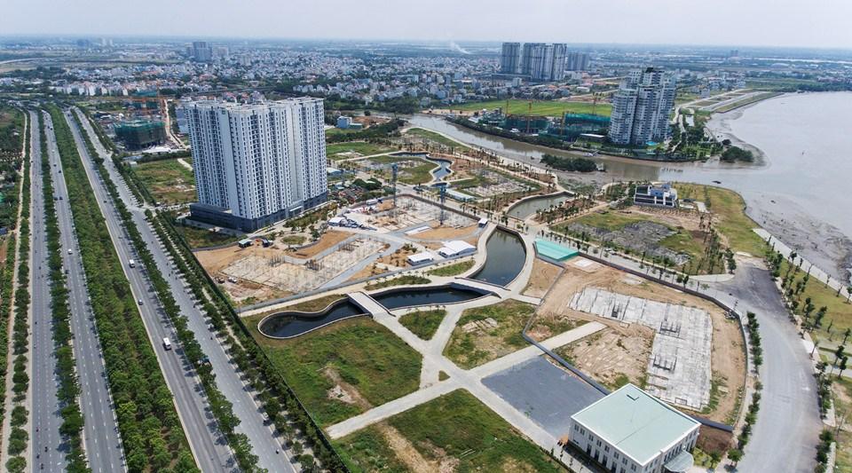 Giá đất khu vực xây cầu qua đảo Kim Cương