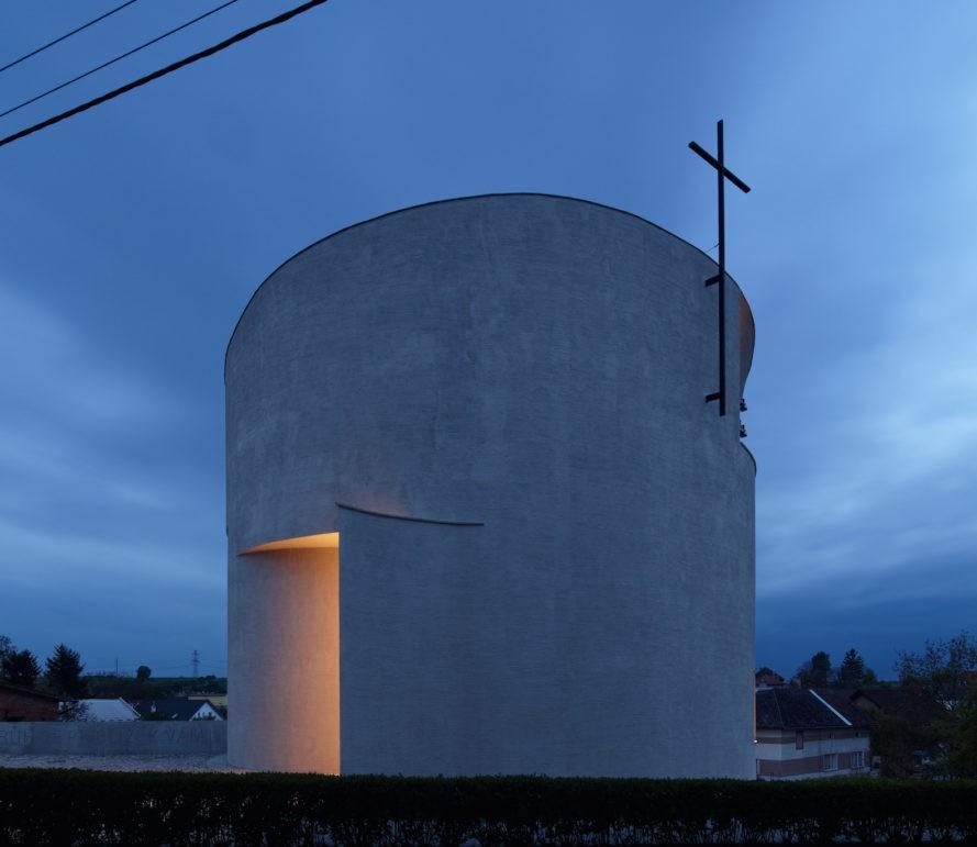 Thiết kế nhà thờ St Wenceslas