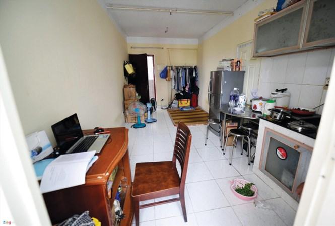 """Không làm căn hộ 25m2: """"1 triệu năm nữa người nghèo vẫn không có nhà"""""""