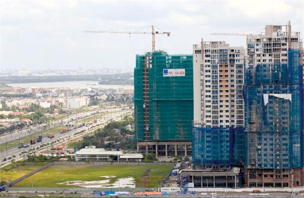 8 dự án bất động sản trị giá hàng ngàn tỷ đồng sắp 'đổ bộ' Tp.HCM