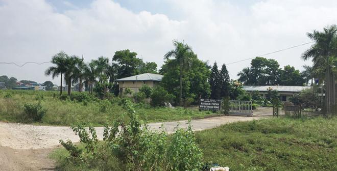 Hàng trăm nhà đầu tư bất động sản vẫn mắc kẹt ở Mê Linh