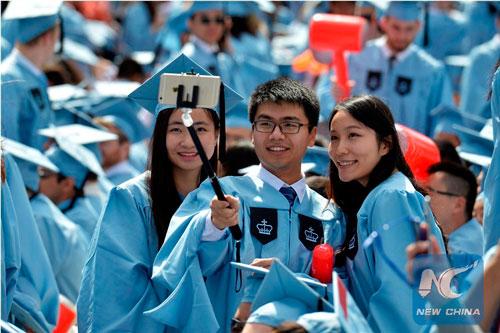 Phụ huynh Trung Quốc đầu tư BĐS Mỹ để trang trải học phí
