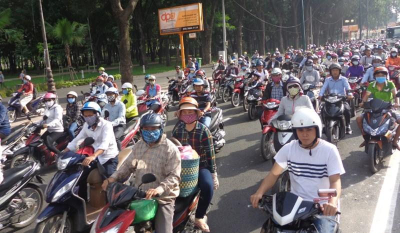 nâng cấp đường Hoàng Minh Giám