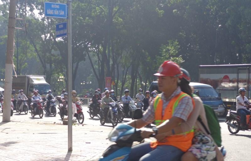 khu vực sân bay Tân Sơn Nhất